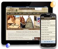 Frisky Dog Design Mobile Web Development