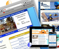 Custom Web Design and Development Including Mobile Web and Applications