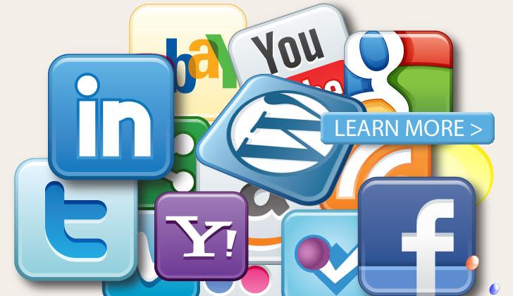 SOCIAL MEDIA INTEGRATION & BLOGS